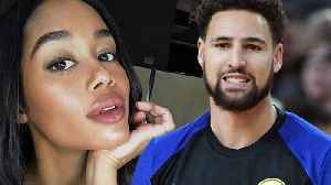 News video: Klay Thompson's Dad Claims His FIRE New GF Is the Reason For His Hot Streak