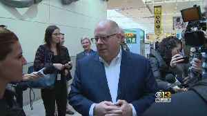Hogan Announces Transportation Help For Federal Workers [Video]