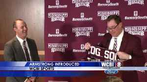 MSU Soccer HC James Armstrong Formally Introduced [Video]