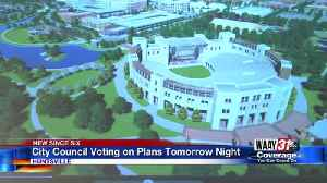 Huntsville City Council to vote on Amphitheater plans [Video]