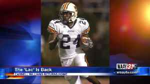 News video: Cadillac is back in Auburn as new running backs coach