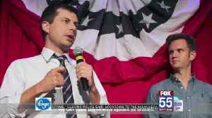 South Bend Mayor Pete Buttigieg announces committee for 2020 presidential run [Video]