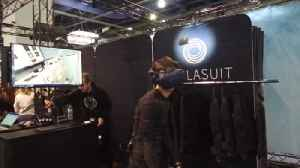 VIDEO What the Tech? Haptic suits [Video]