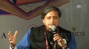 2019 Lok Sabha elections will be 'battle for India's soul': Shashi Tharoor [Video]