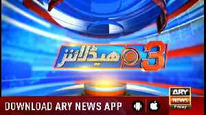 Headlines ARYNews 1500 25th January 2019 [Video]