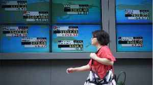 Asian Stocks Up, Euro Down [Video]