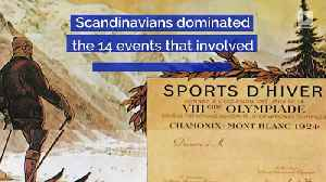 This Day in History: First Winter Olympics [Video]