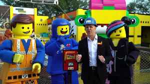 THE LEGO® MOVIE™ WORLD opens March 27 at LEGOLAND® Florida. [Video]