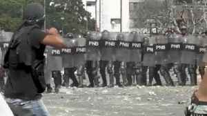 Venezuela unrest and Brussels climate change protests: No Comment of the week [Video]