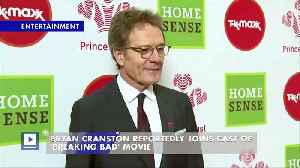 Bryan Cranston Reportedly Joins Cast of 'Breaking Bad' Movie [Video]