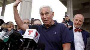Decades-Long Trump Ally Roger Stone Arrested For Lying to Congress [Video]