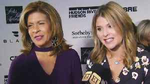 Jenna Bush Hager Reacts to Rumors She's Replacing Kathie Lee Gifford on 'Today' (Exclusive) [Video]