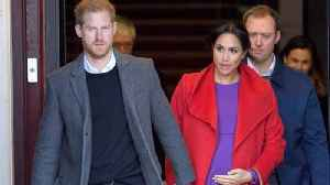 Meghan Markle May Rely on Mom to Help With Baby [Video]
