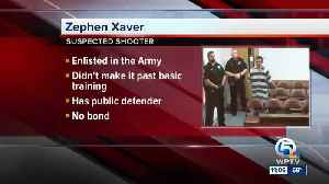 Zephen Xaver: What we know about the accused SunTrust Bank shooter [Video]