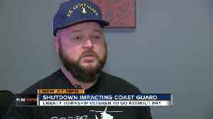 Shutdown hits Coast Guard retirees [Video]