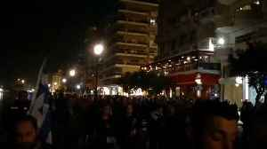 Demonstrators March in Thessaloniki Against 'Macedonia Agreement' [Video]