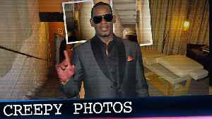 News video: Check Out The Creepy Photos from R. Kelly's Chicago Music Studio