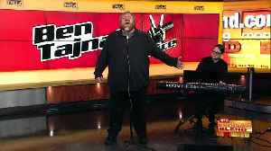 """A Wisconsin Man Prepares for the Next Season of """"The Voice"""" [Video]"""