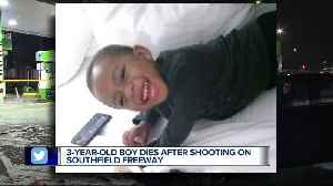 3-year-old dies after being shot on Detroit's west side [Video]