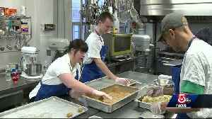 Boston baker shares sweet success with others [Video]