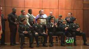 Fraternal Order Of Police Holds Awards Ceremony And Dinner [Video]