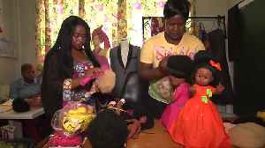 Could these South African dolls replace Barbie? [Video]
