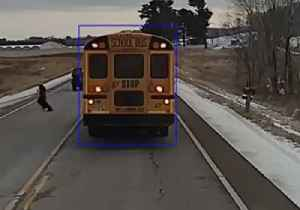 Dashcam Footage Shows School Bus Passing Violation That Endangered Child [Video]