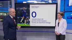 'Hazard leads by example' [Video]