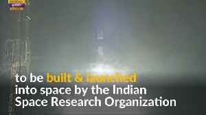 India launches world's lightest satellite into space [Video]