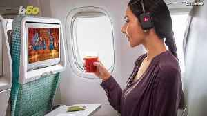This Airline Will Let You Created A Movie Playlist Before Boarding [Video]