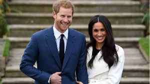 Meghan Markle's Engagement Ring Prompts Rise Of Trinity Rings [Video]