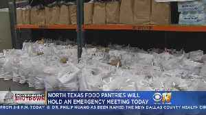 News video: Emergency Meeting Of North Texas Food Banks Called