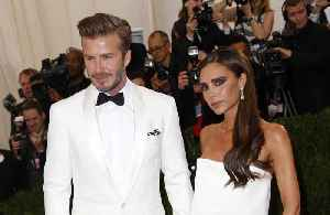 David and Victoria Beckham are still 'very flirty' as a couple [Video]