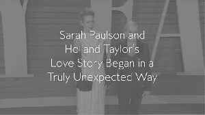 Sarah Paulson and Holland Taylor's Love Story Began in a Truly Unexpected Way [Video]