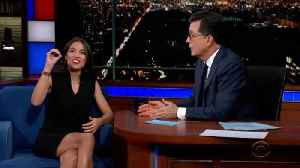 Piers Morgan: Ocasio-Cortez Is A 'Glossy Socialist Version' Of Trump In 'Expensive High Heels' [Video]