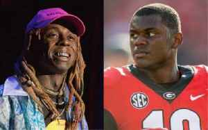 News video: Lil Wayne's Young Money Sports Signs NFL Draft Prospect DeAndre Baker