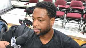 Dwyane Wade on All-Star voting [Video]