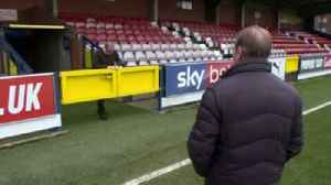 Dave Bassett and Wally Downes [Video]