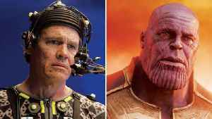 'Avengers: Infinity War': How Thanos Was Created Through VFX | THR News [Video]