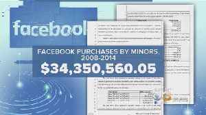 Newly Released Documents Show Facebook's Pattern Of Exploiting Minors [Video]