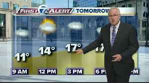 Winter storm warning for much of WNY tonight through Saturday [Video]