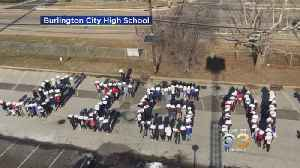 Students At Burlington City High School Hold Rally To Push For Antwan's Law [Video]