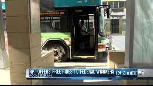 Free Rides for Federal Workers [Video]