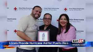 Local Fundraiser Provides Emergency Response Vehicle for Puerto Rico [Video]