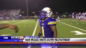 St. Martin running back shuts down recruitment [Video]