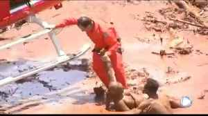 Hundreds missing after dam collapses in south-eastern Brazil [Video]