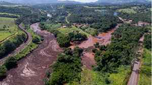 Brazil Rescuers Search For Hundreds Missing After Mining Dam Burst [Video]