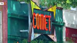 Authorities Investigate Suspected Arson At 'Pizzagate' Restaurant Comet Ping Pong [Video]