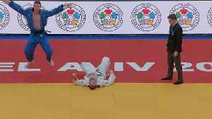 Powerhouse performance from Israel on final day of Tel Aviv Grand Prix [Video]