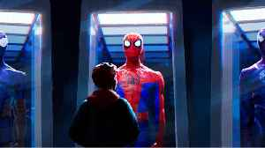 Into The Spider-Verse Soundtrack Headed For Top Billboard Spot [Video]